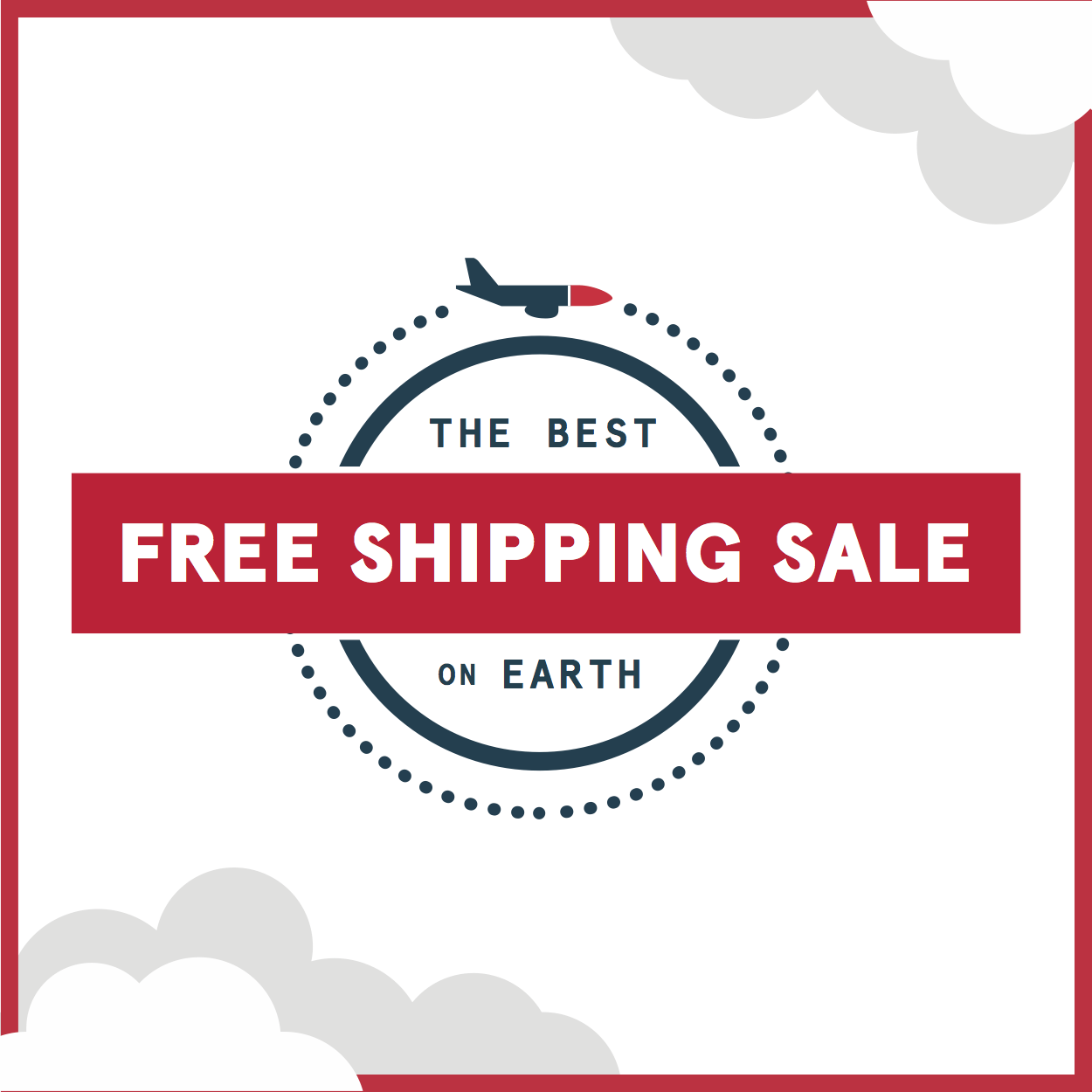 Norwegian Air: The Best Free Shipping Sale on Earth