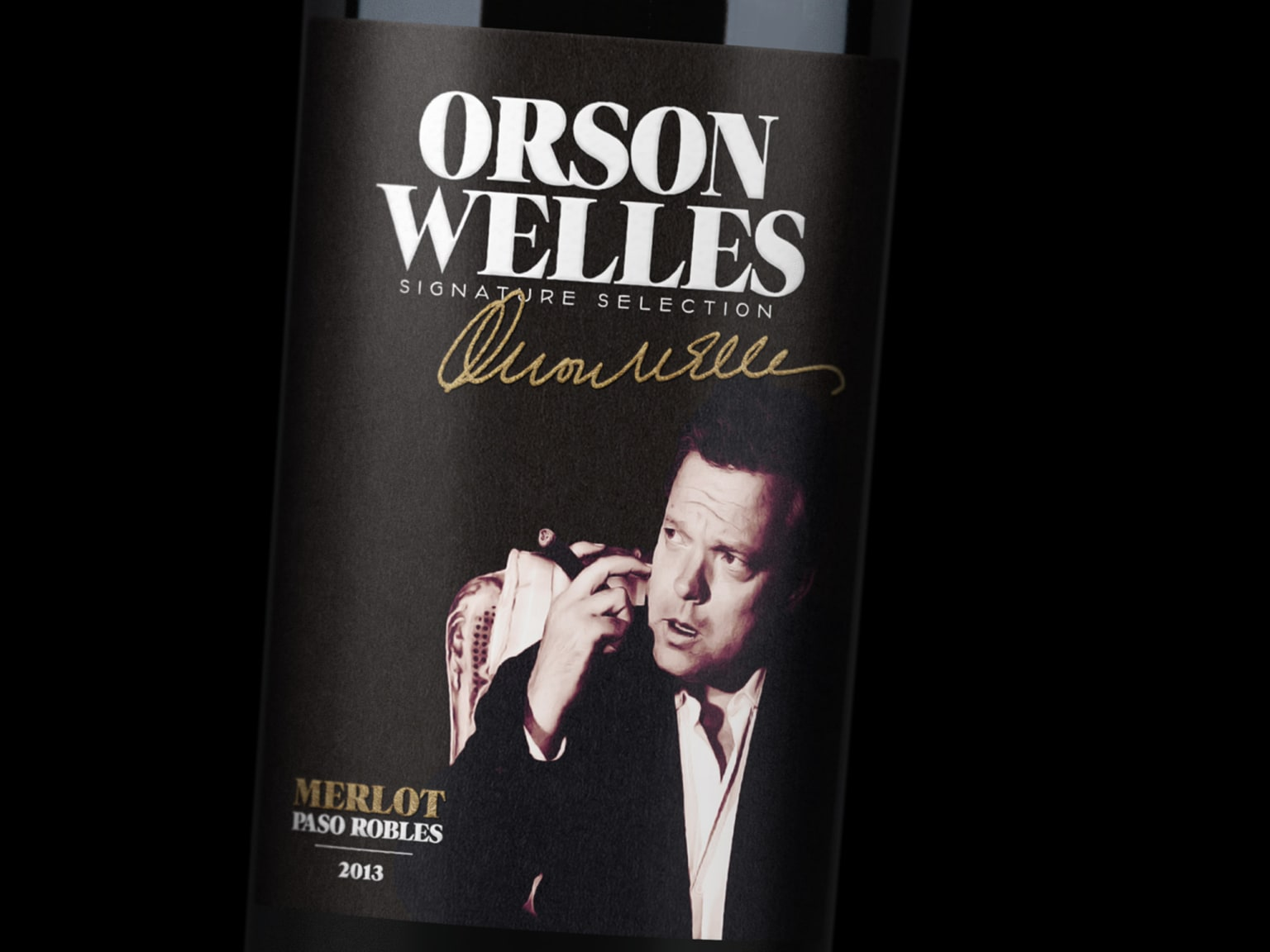 Orson Welles Signature Selection