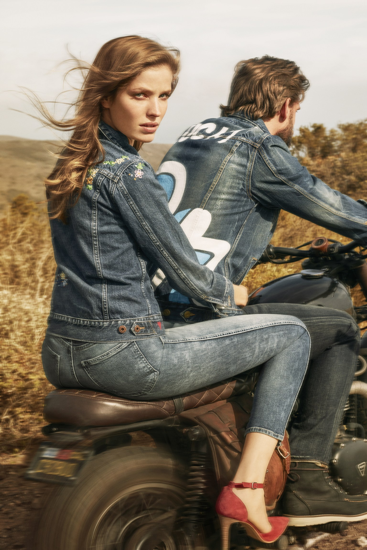 Lucky Brand - Spring/Summer 2016 Campaign