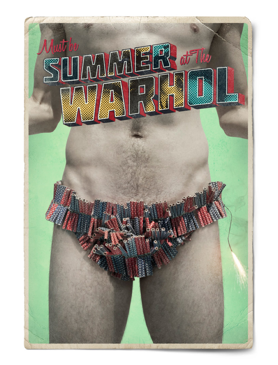 "Andy Warhol Museum ""Summer at the Warhol"""
