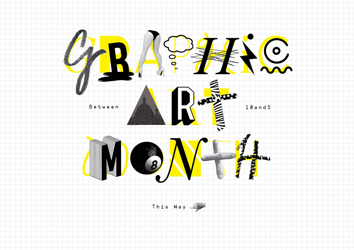 Graphic Art Month