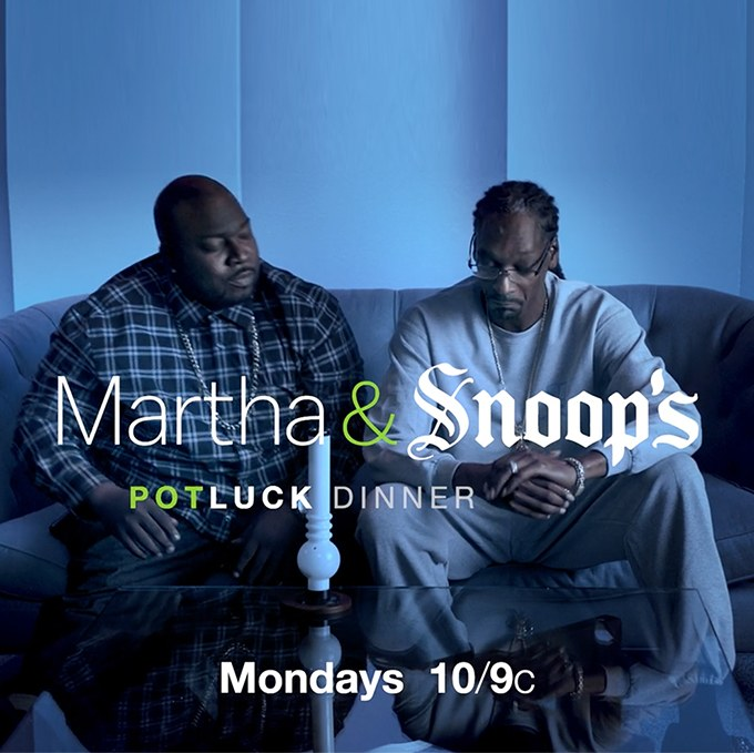 Martha & Snoop's Potluck Dinner Promo