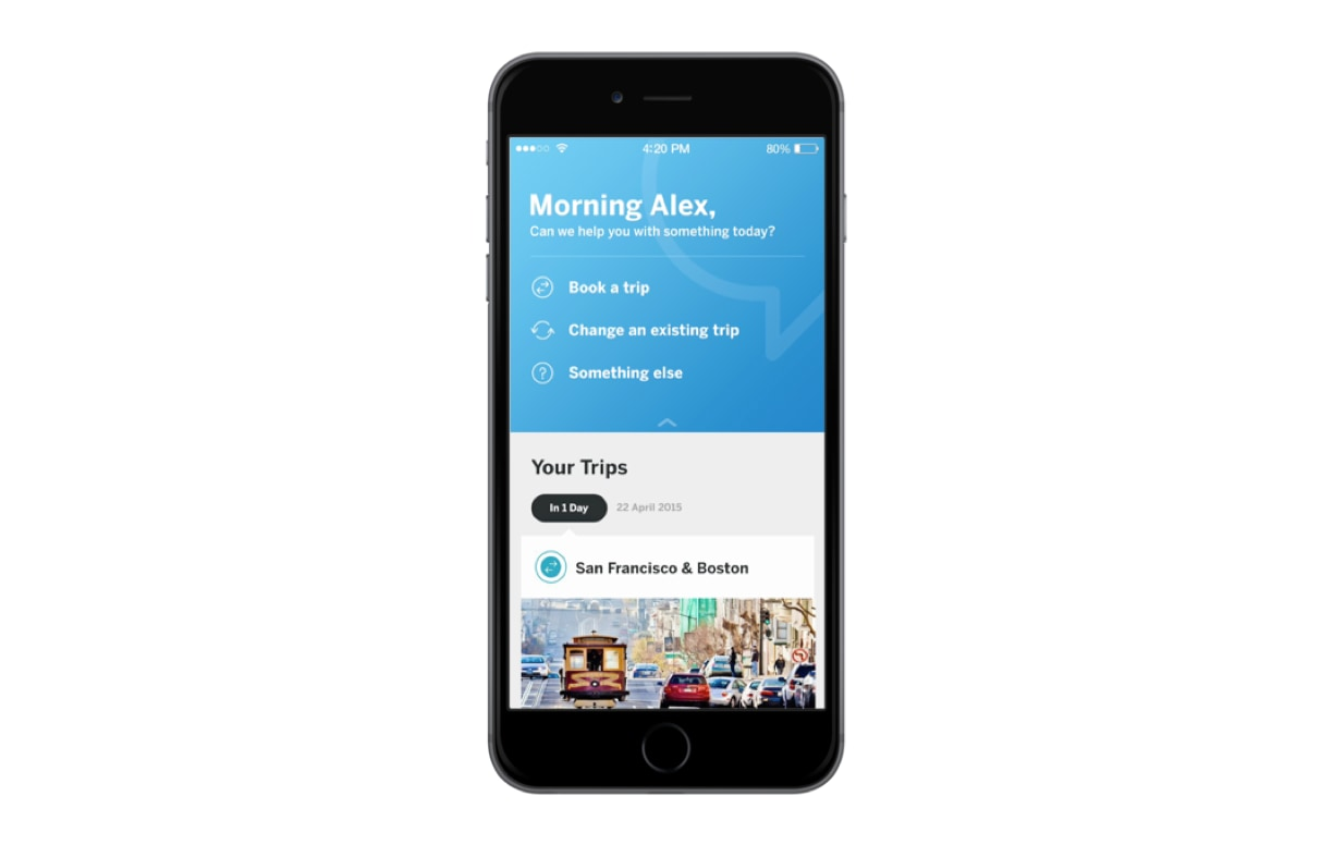 American Express Mobile Product Strategy and Design