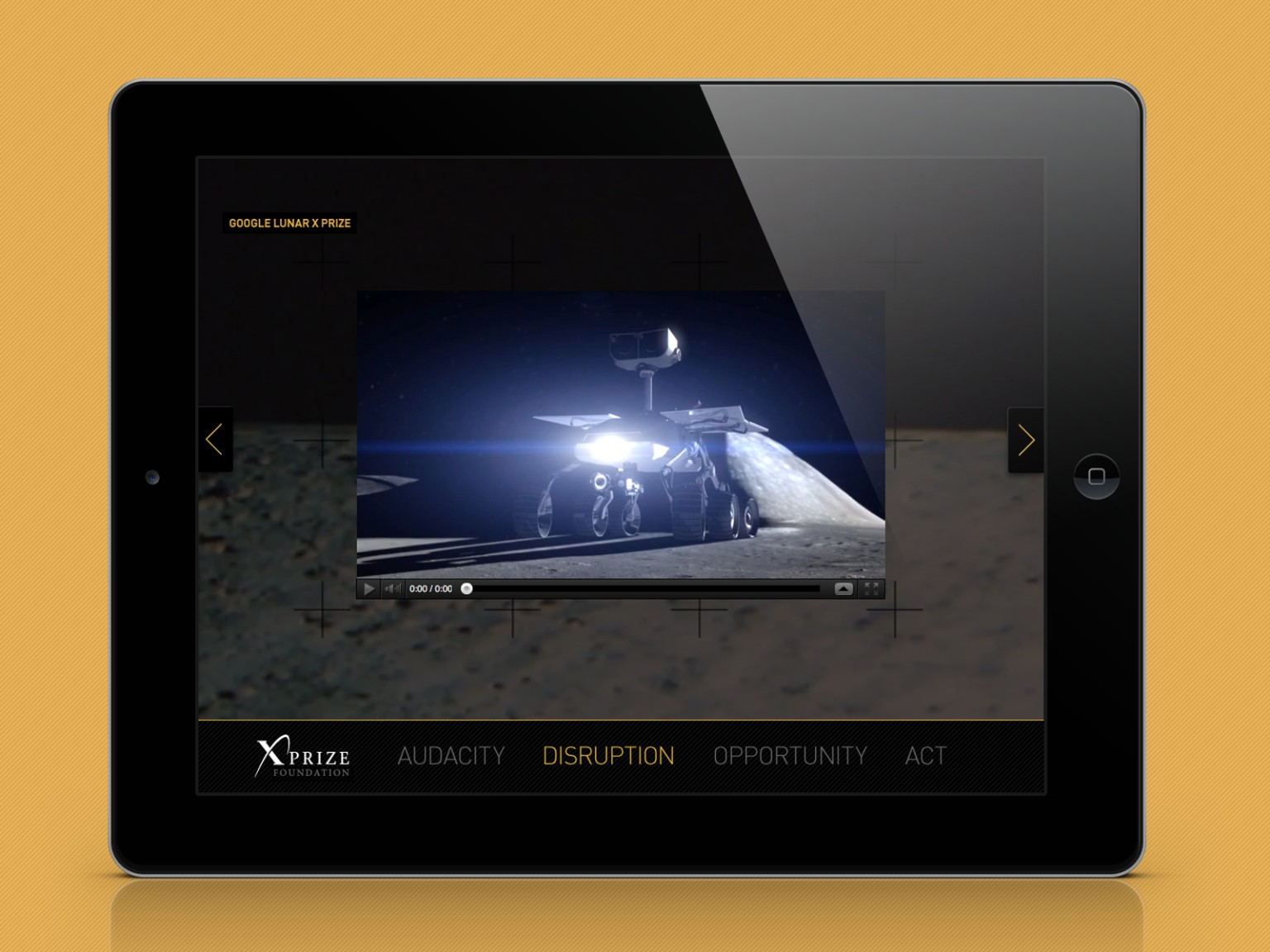 XPRIZE Donor Microsite