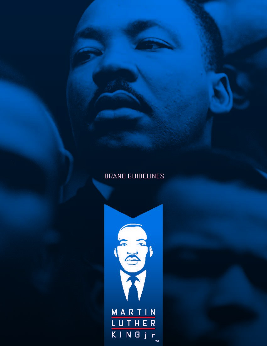 Estate of Dr. Martin Luther King Brand Guide