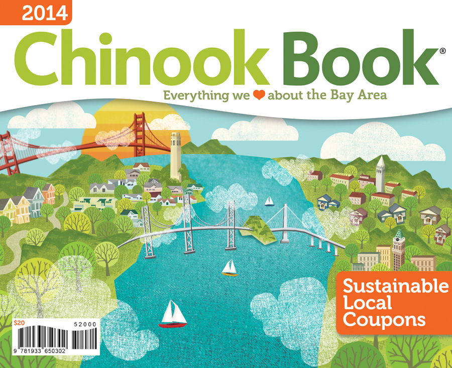 2014 Chinook Book Covers