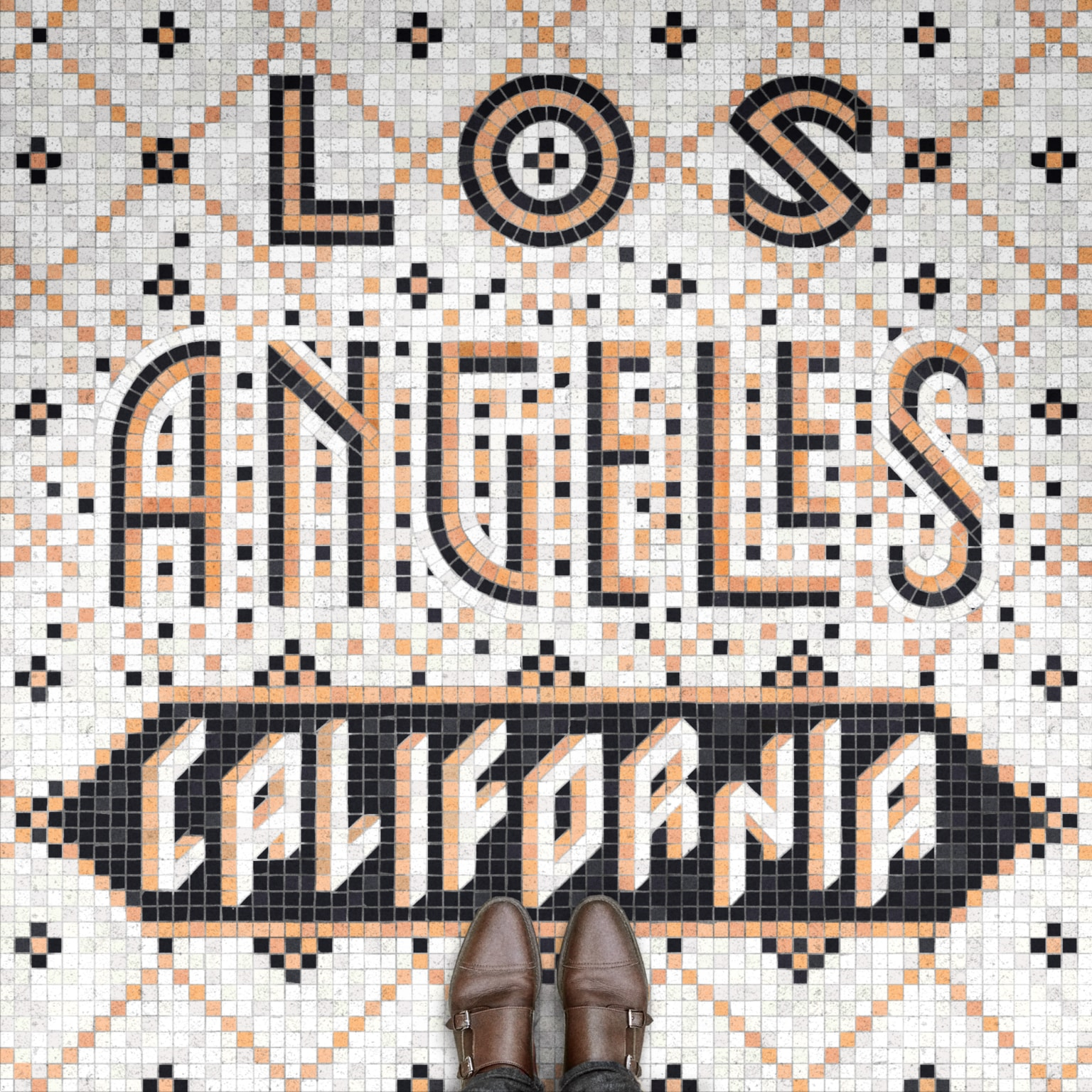 Los Angeles Mosaic