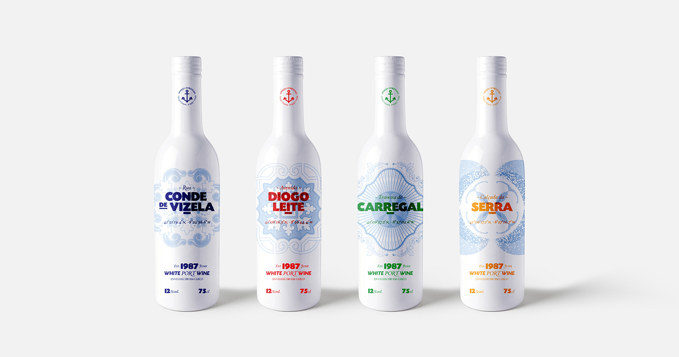 Porto Special Edition – Wine Packaging