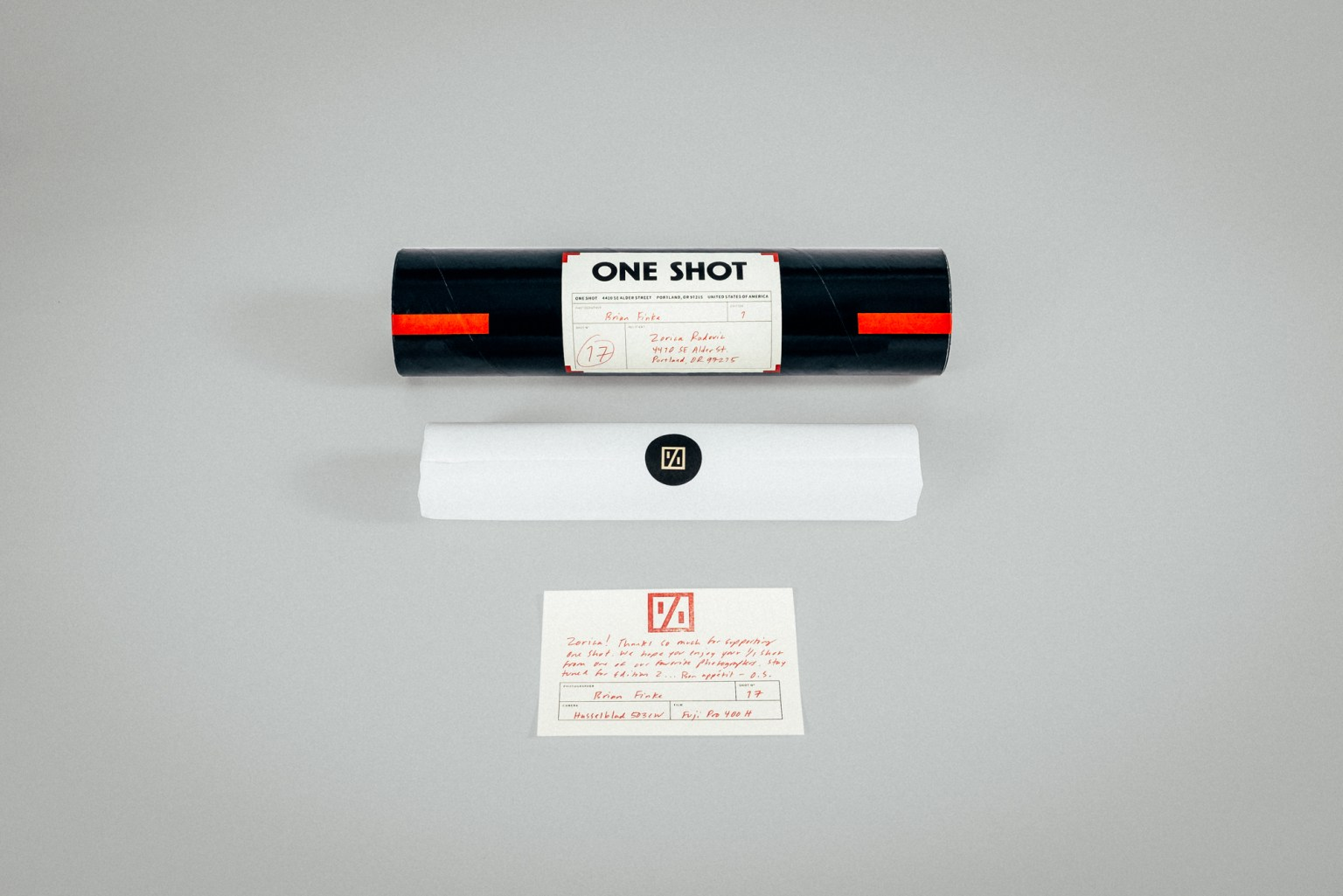 One Shot Editions