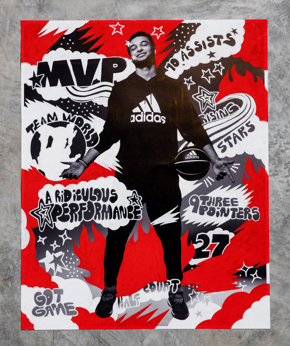 Adidas Hoops Collective