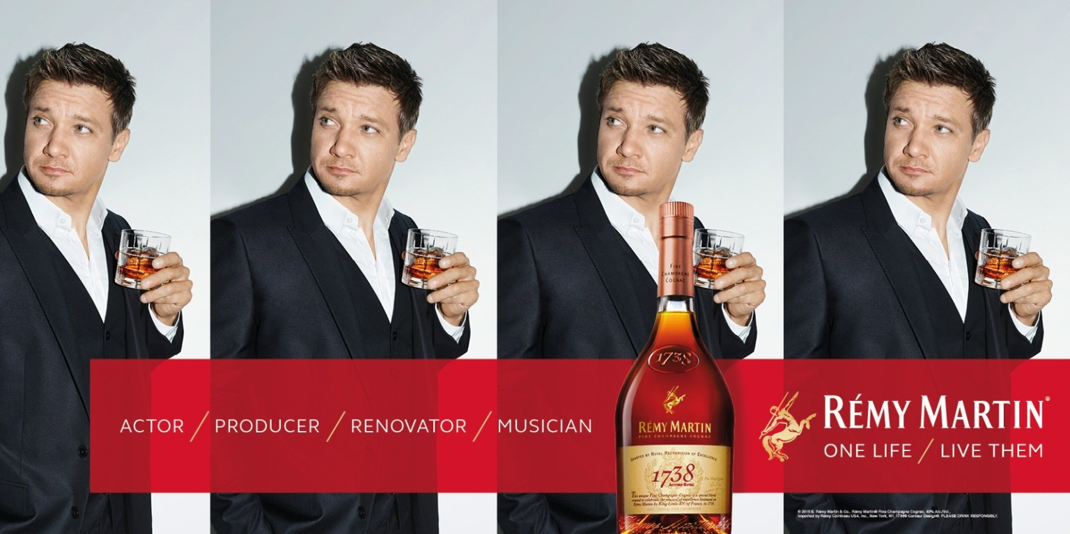 Remy Martin Global Campaign