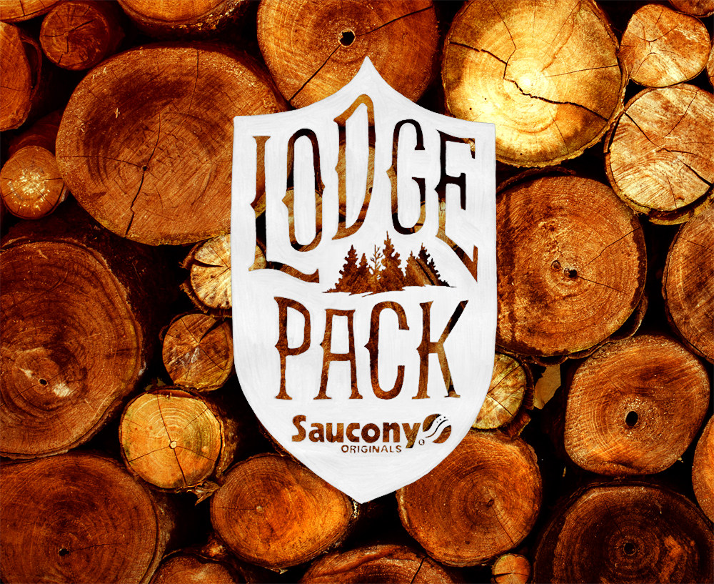 Saucony Lodge Pack Release