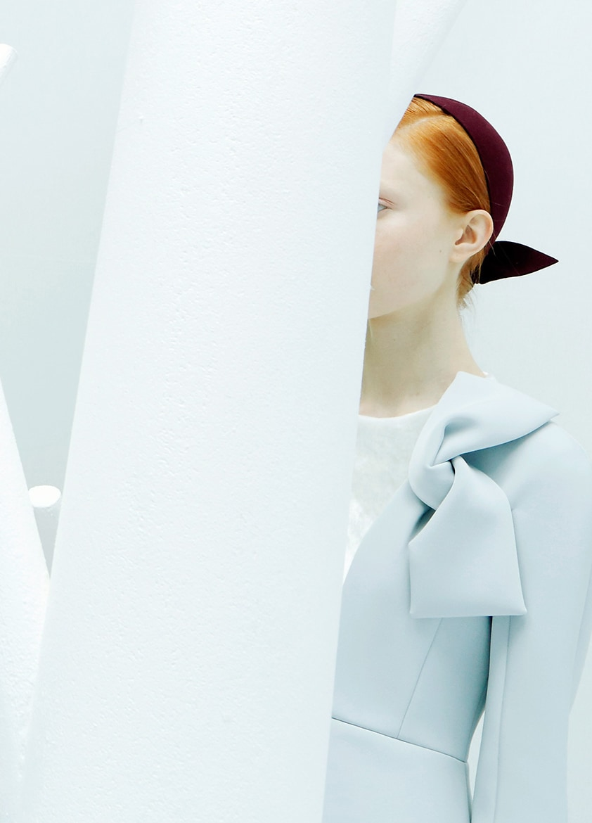 Delpozo Behind The Scenes