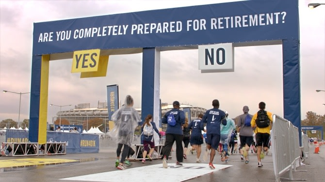 Prudential: The Race for Retirement
