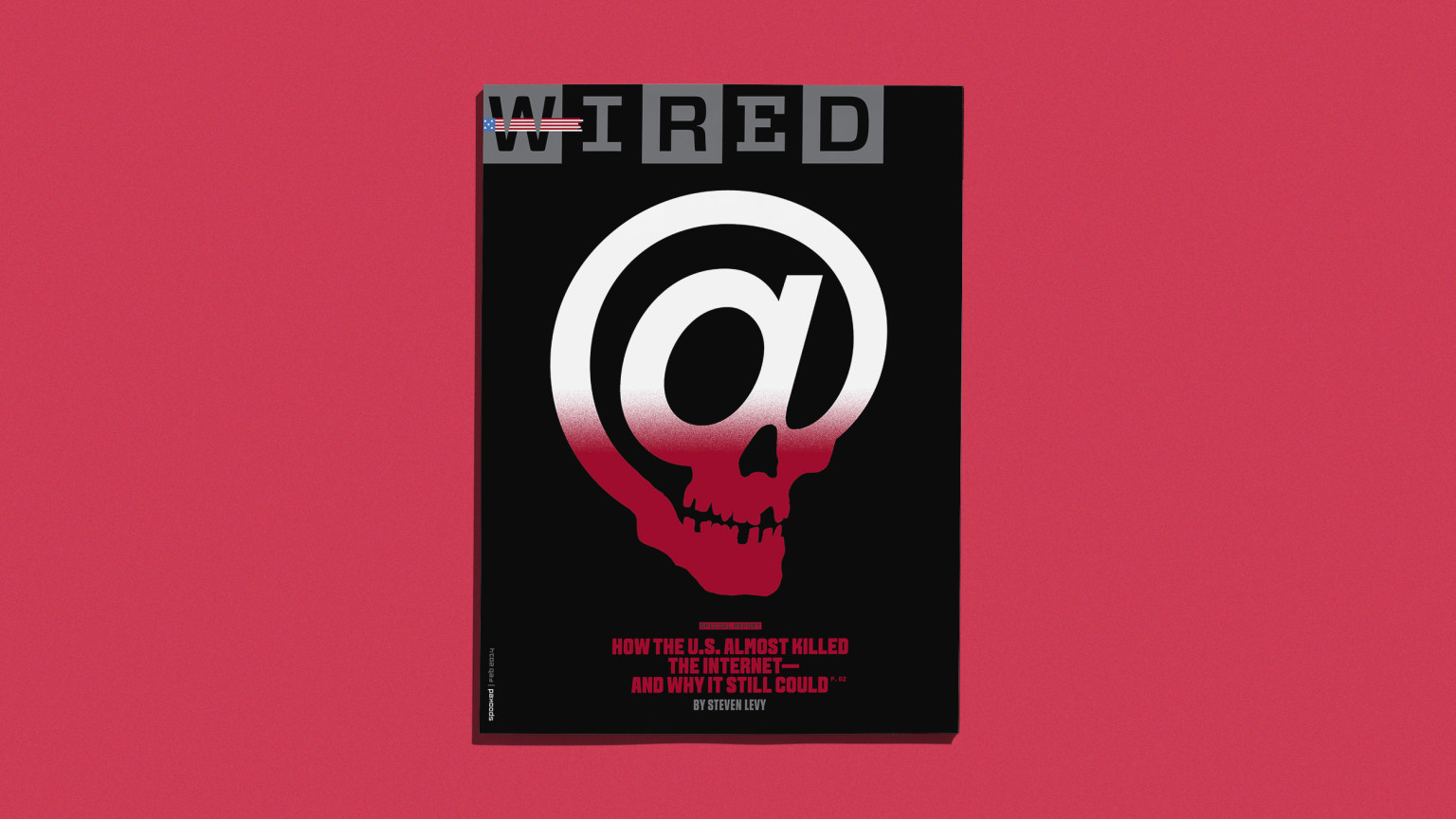 WIRED 2013 Redesign