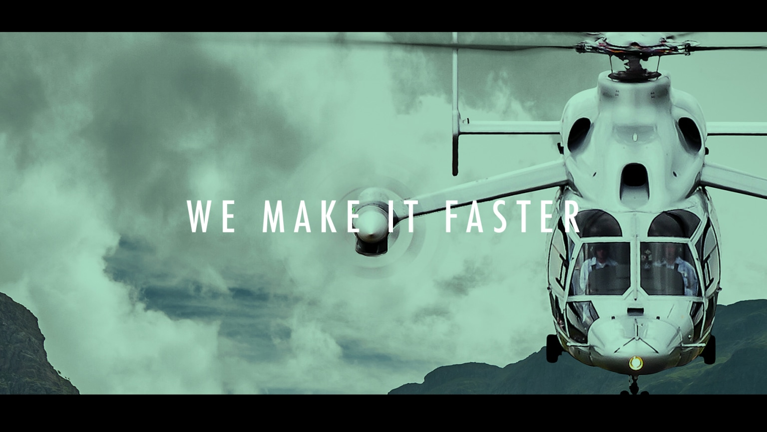 We Make It Fly