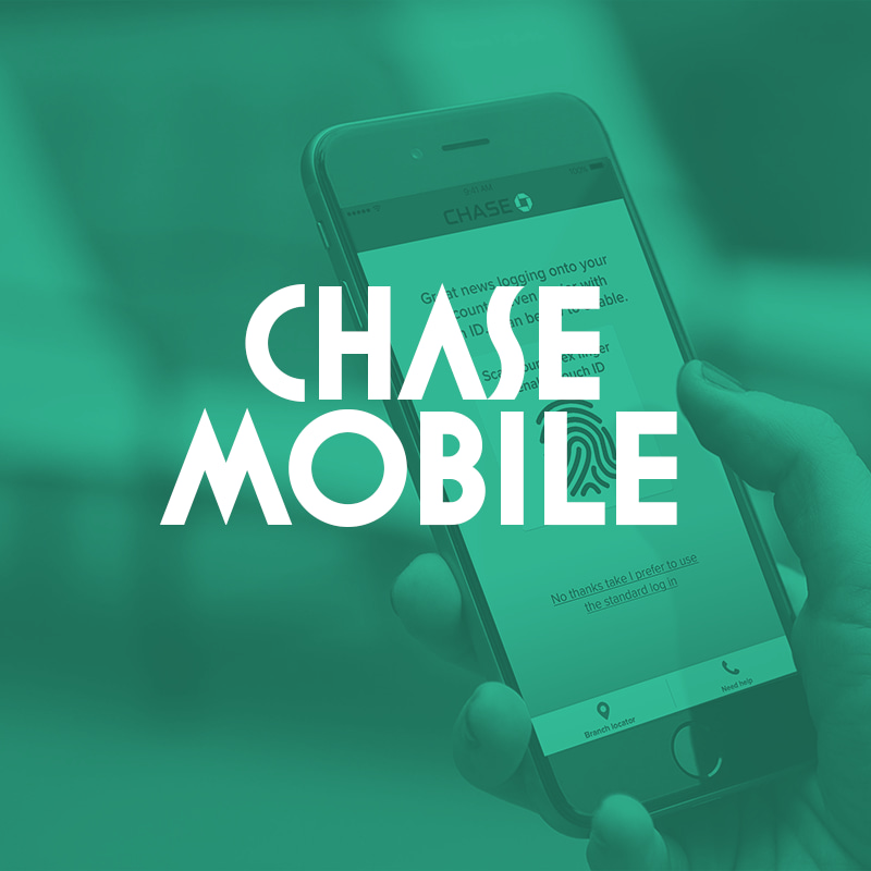 Improvements to the Chase iOS Banking App