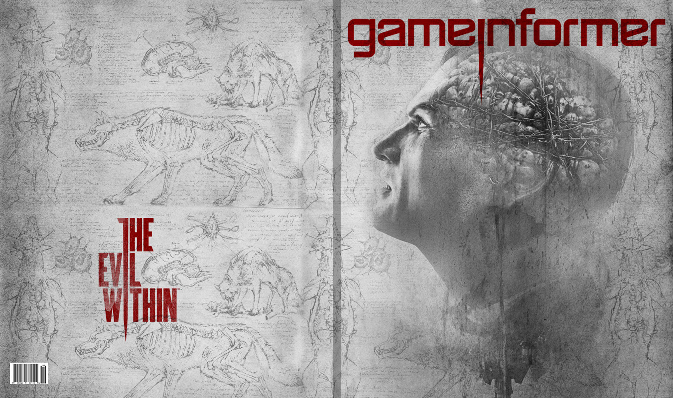 The Evil Within Visual ID