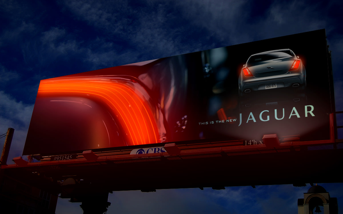Jaguar Campaign Work