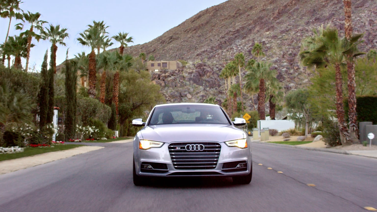 Navdy (Audi Feature)