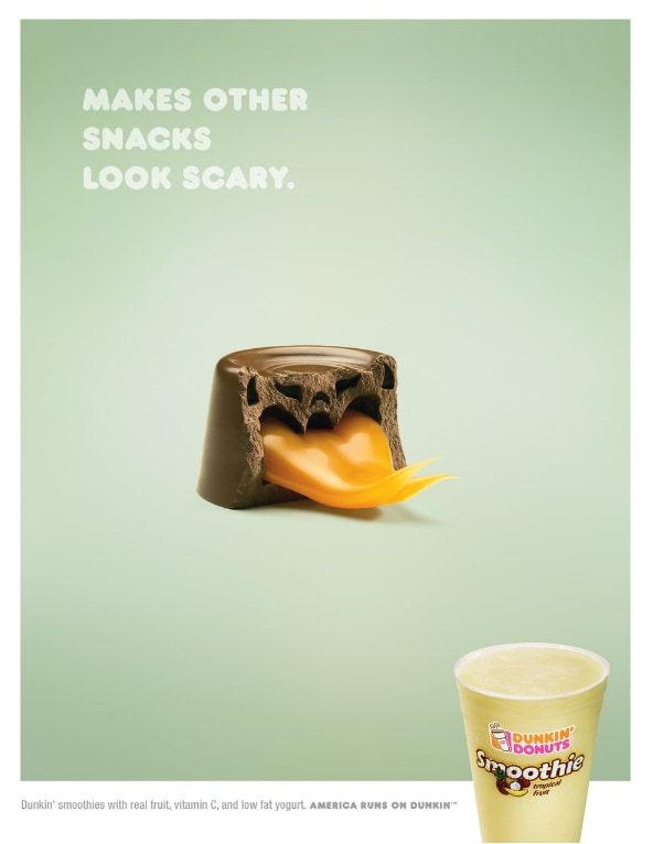 DUNKIN' DONUTS - SCARY