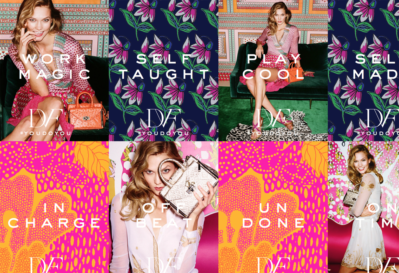 DVF SS16 Campaign