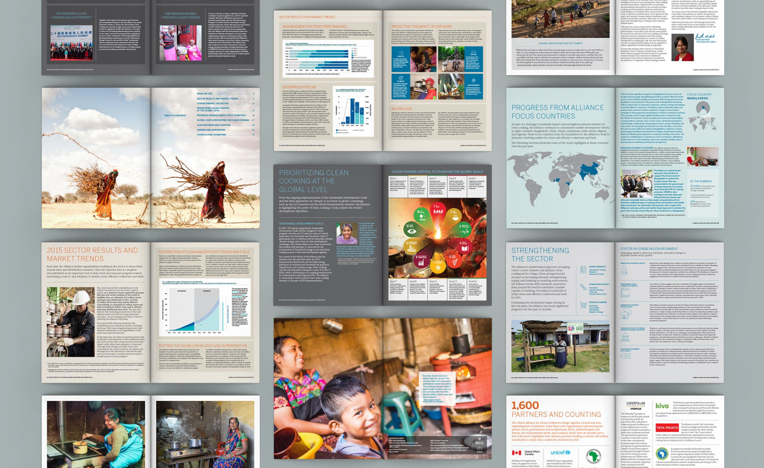 Global Alliance for Clean Cookstoves 2016 Annual Report