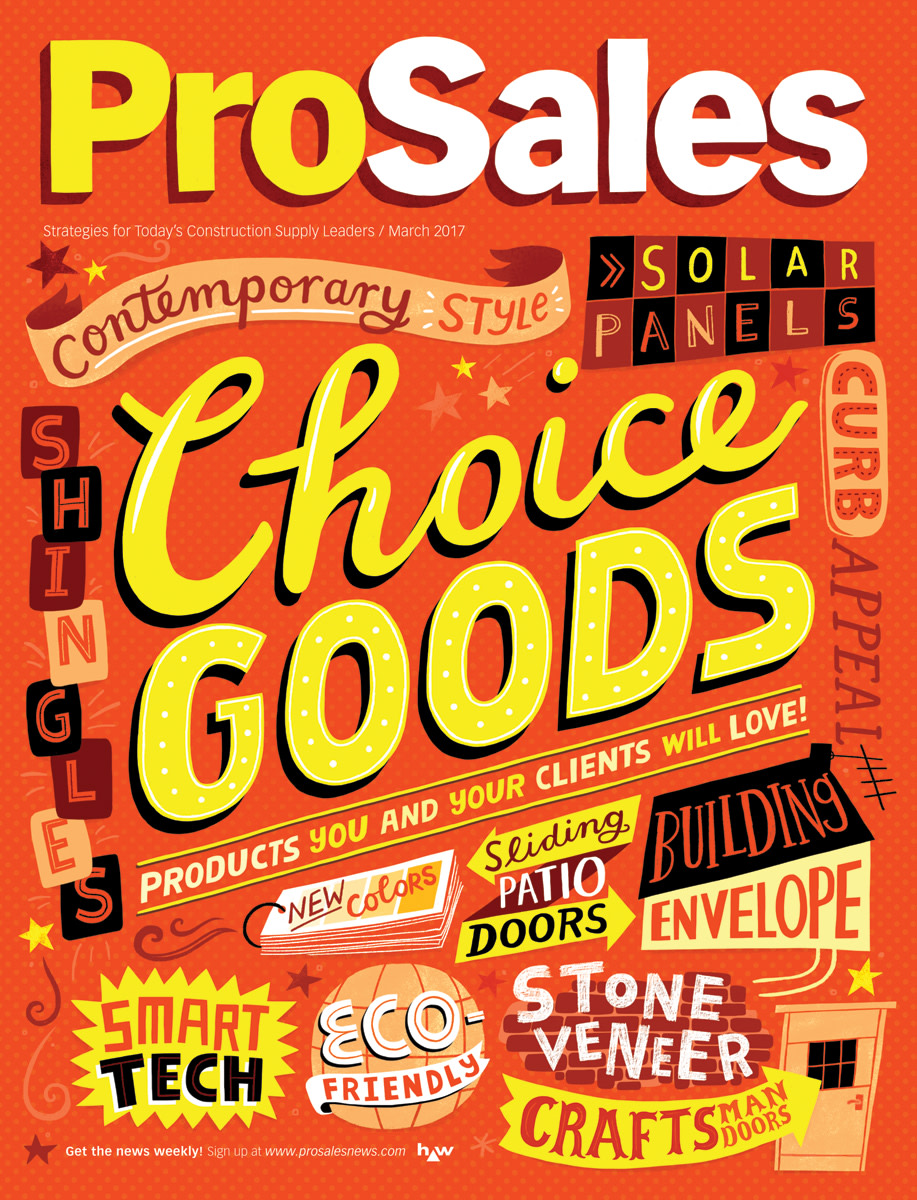Hand-lettered Magazine covers