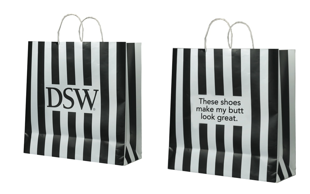 DSW Integrated Campaign including TV, Print, Press Release & Package Design