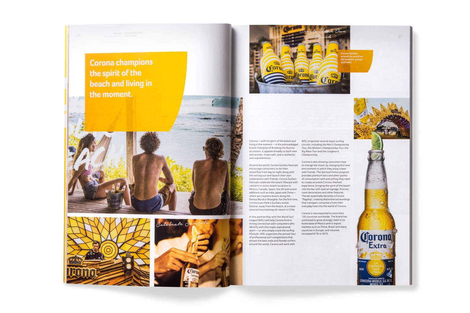 ABInBev Annual Report