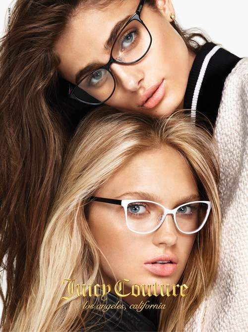 Juicy Couture Advertising Campaign
