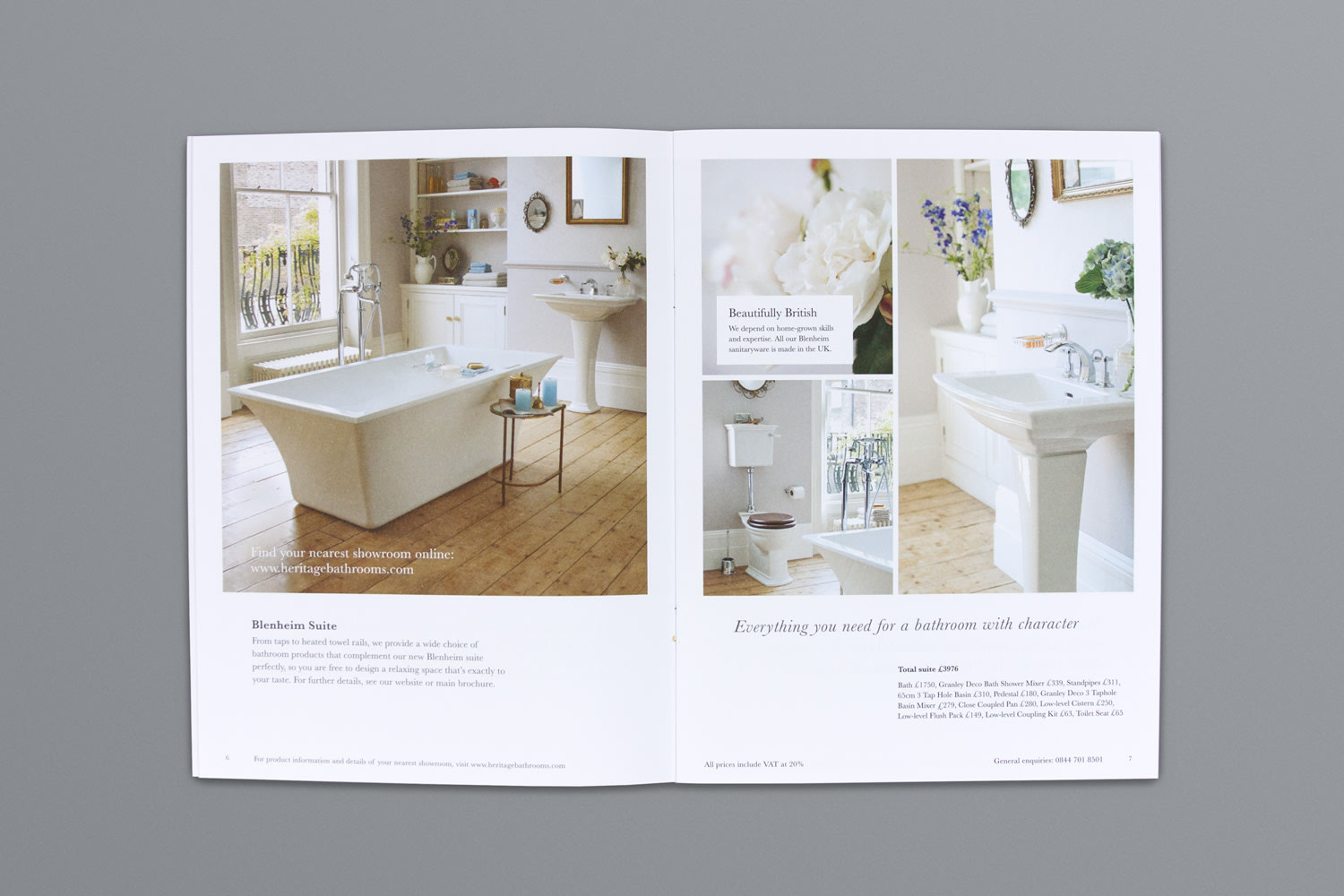 Awe Inspiring Heritage Bathrooms Brochure Wnw Theyellowbook Wood Chair Design Ideas Theyellowbookinfo