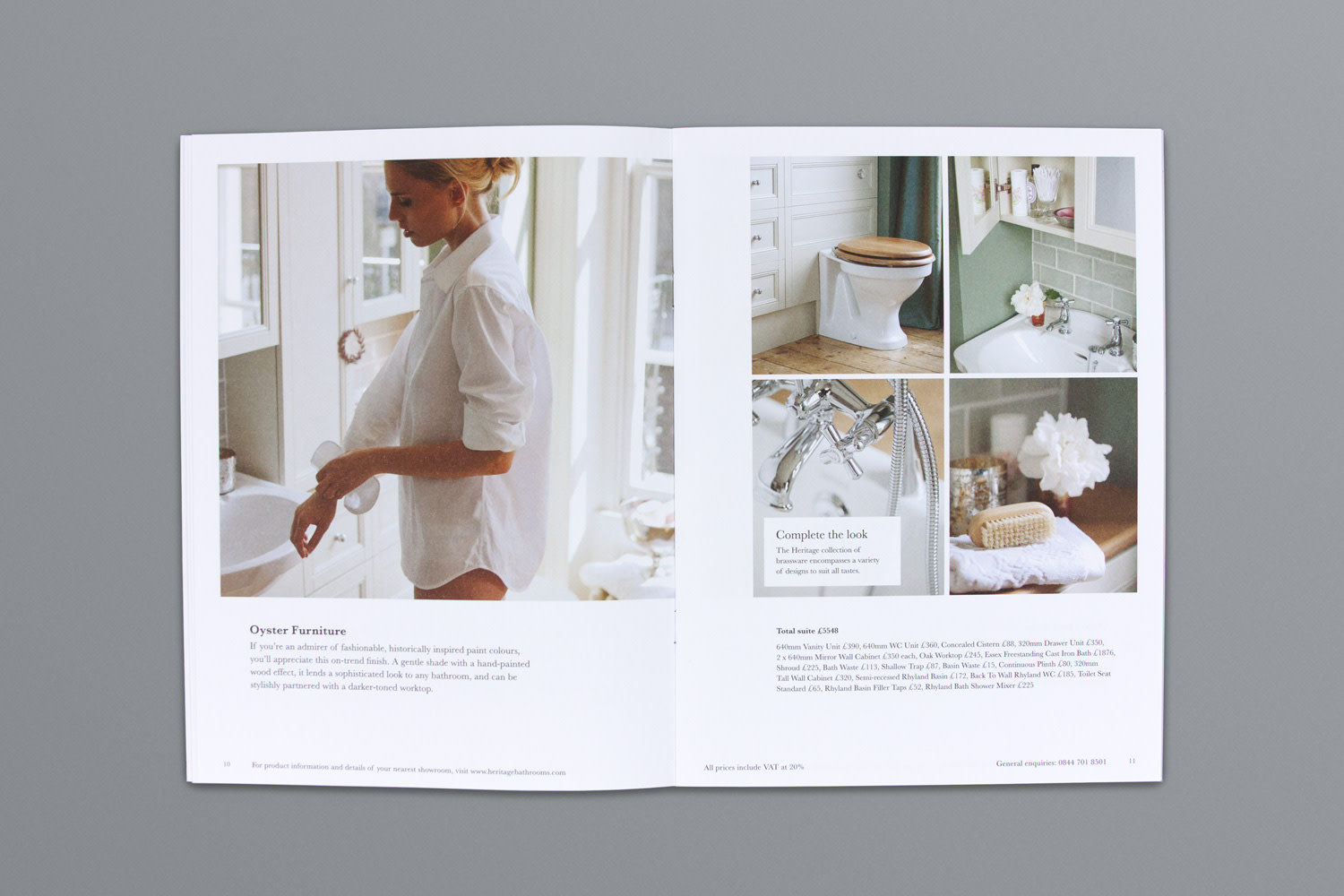 Enjoyable Heritage Bathrooms Brochure Wnw Theyellowbook Wood Chair Design Ideas Theyellowbookinfo
