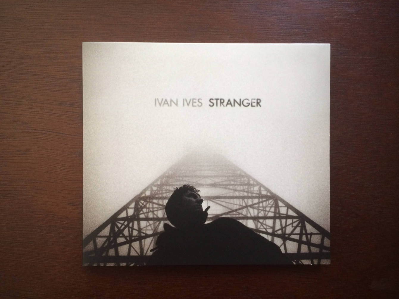 Ivan Ives: Album Cover