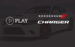 Dodge Charger radio spot