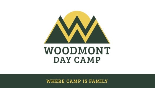 Logo Design & Marketing Materials  - Woodmont Day Camp