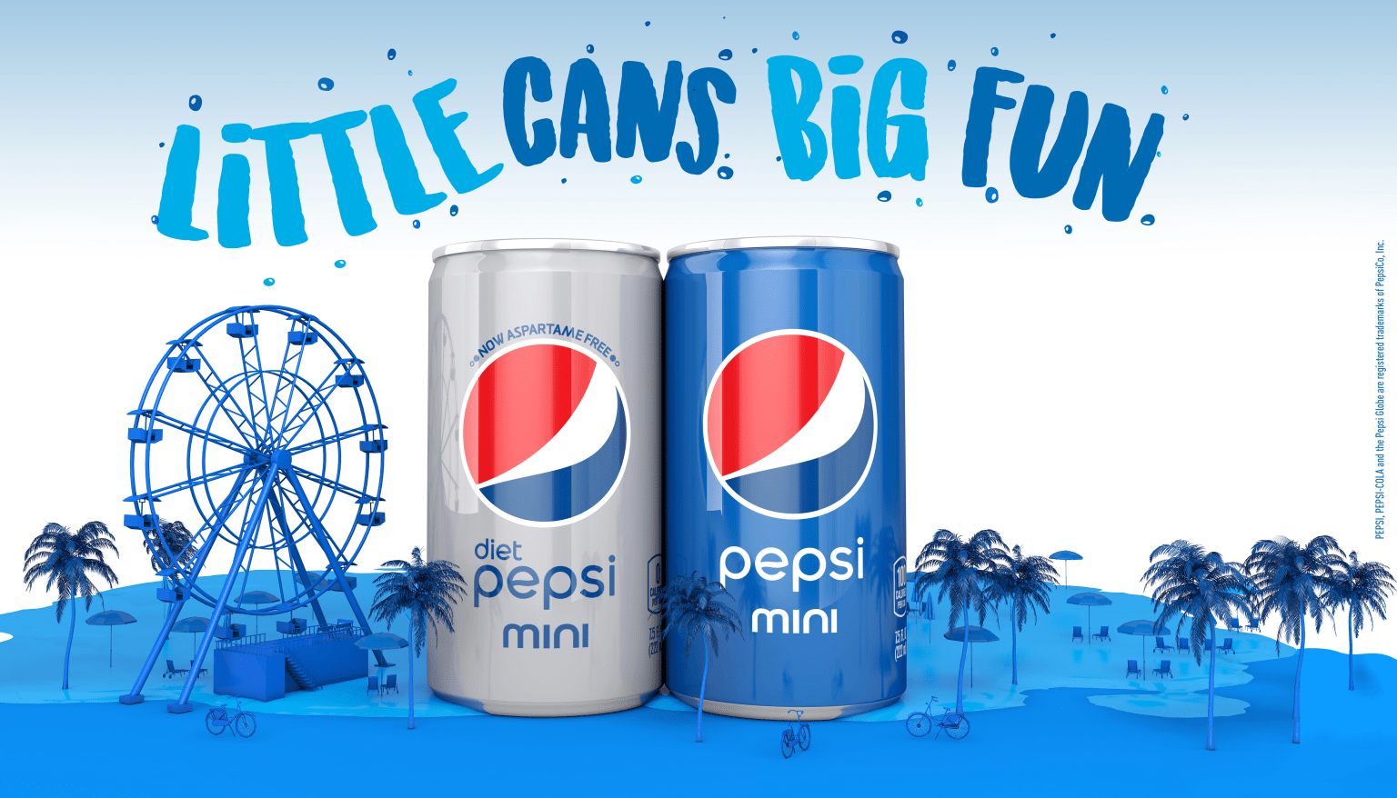 Pepsi Mini World
