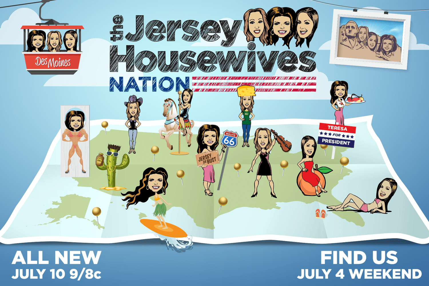 Jersey Housewives Nation
