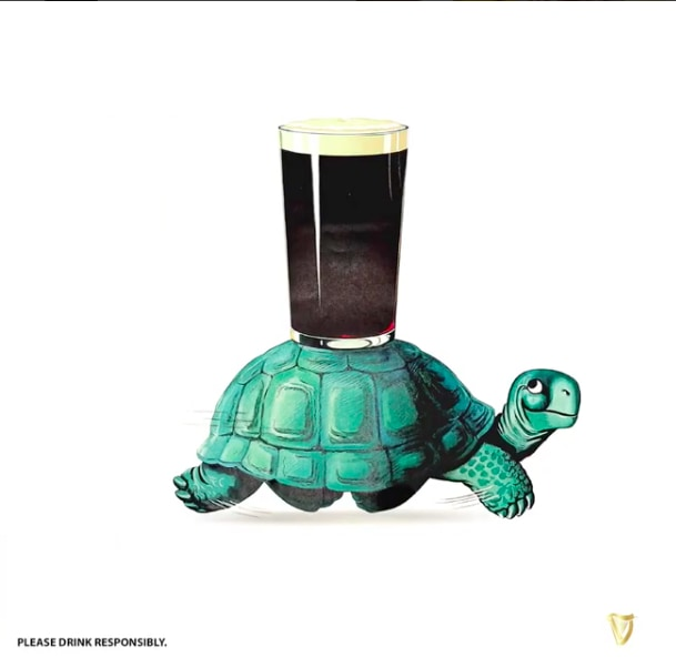 Guinness Gilroy Can TVC