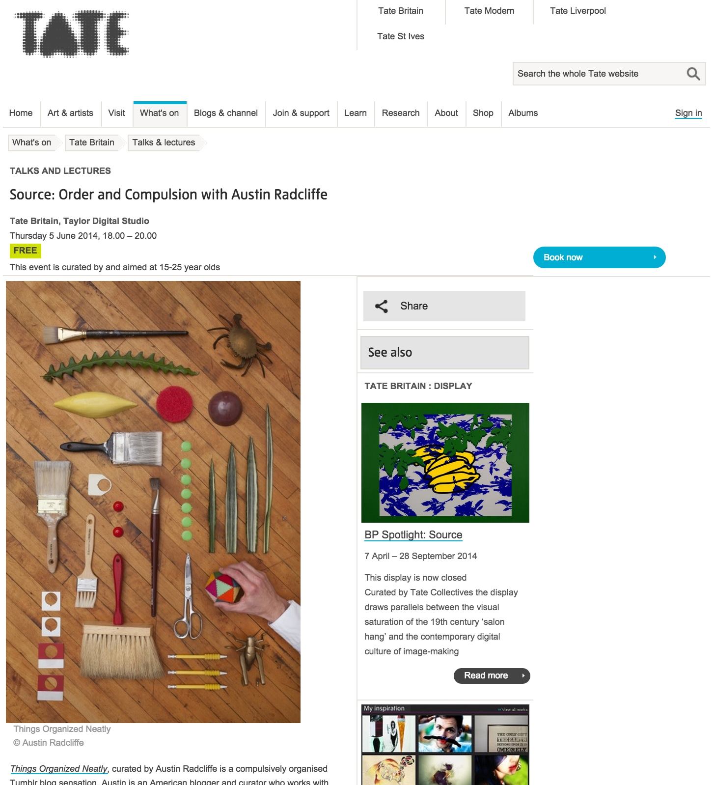 Tate Collectives