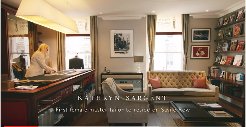 Stories of the Intercontinental Life, Kathryn Sargent/Empathy