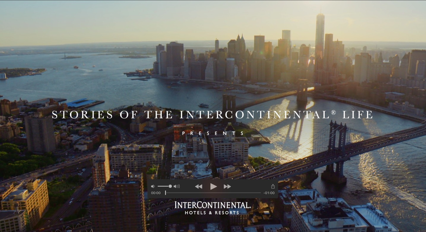 """Stories Of The InterContinental Life """"Anthem"""""""