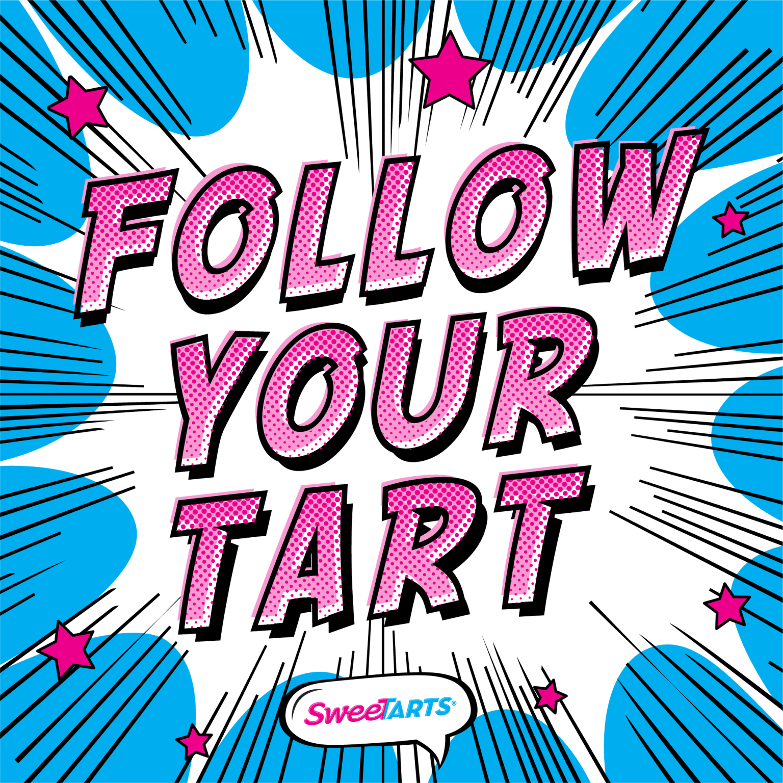 SweeTARTS: Follow Your Tart