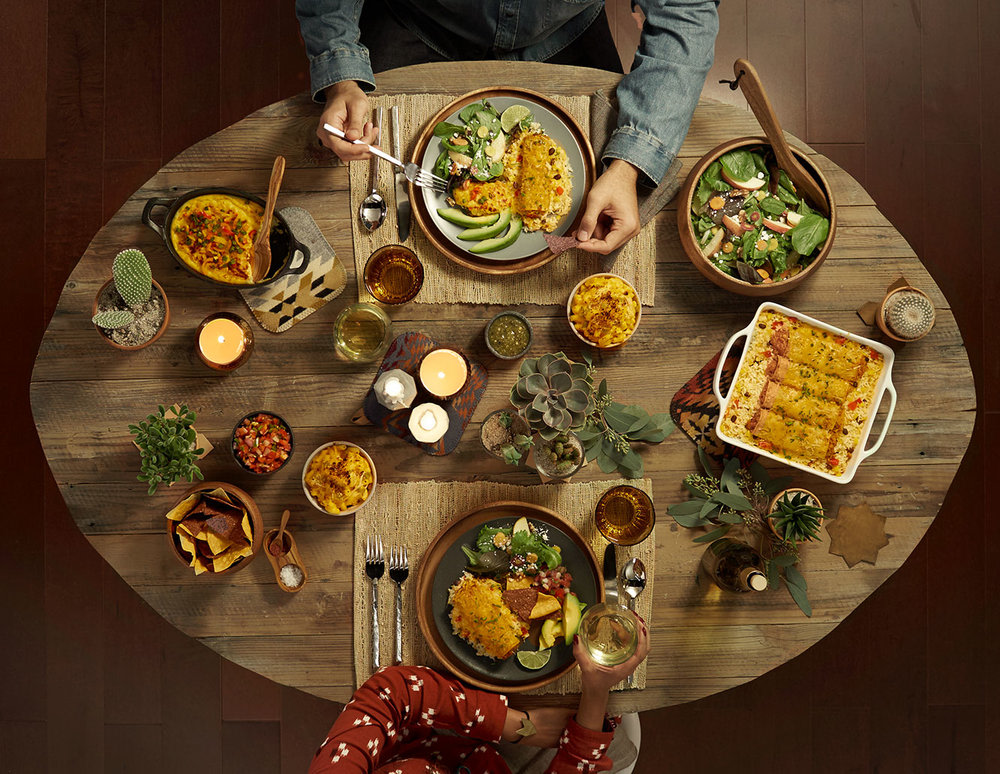 Stouffer's: All to the Table