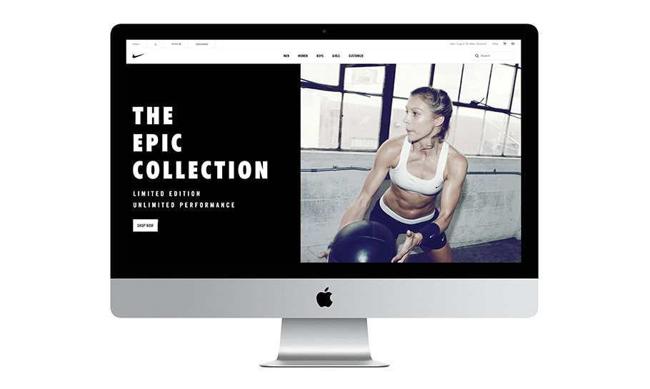 Nike Women's Epic Collection