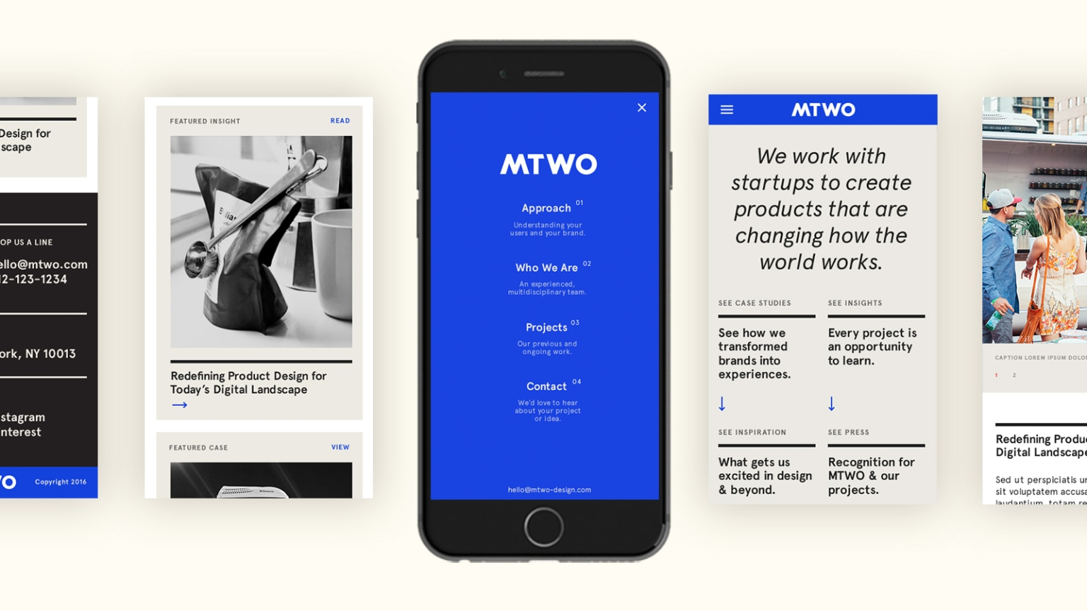 MTWO Industrial Designers
