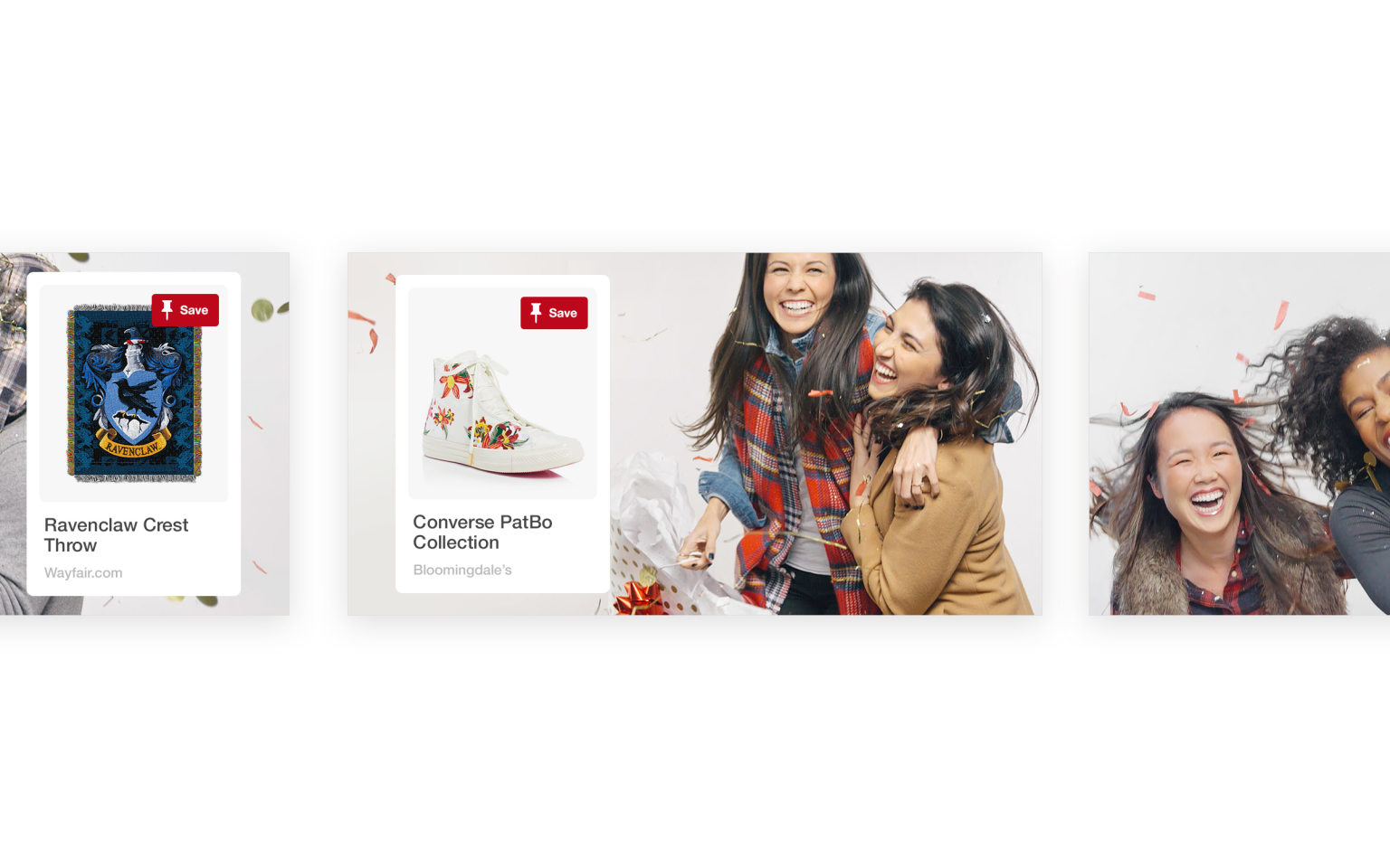 Pinterest Holiday Campaign