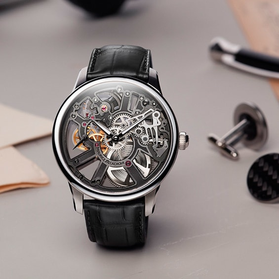 Maurice Lacroix Watches - Series II