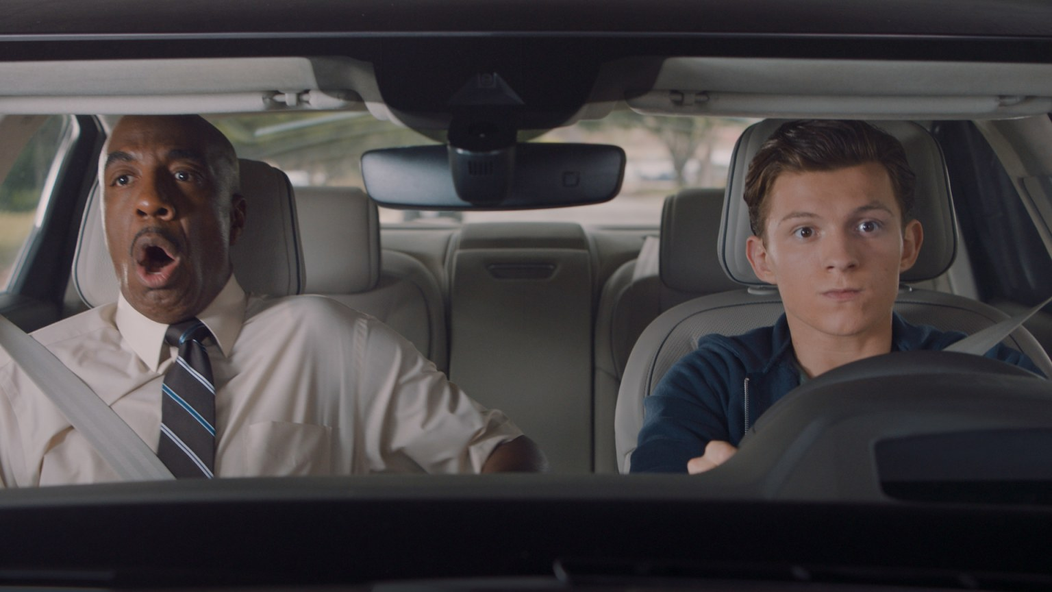 Audi Spider-man:Homecoming Cross Promotion