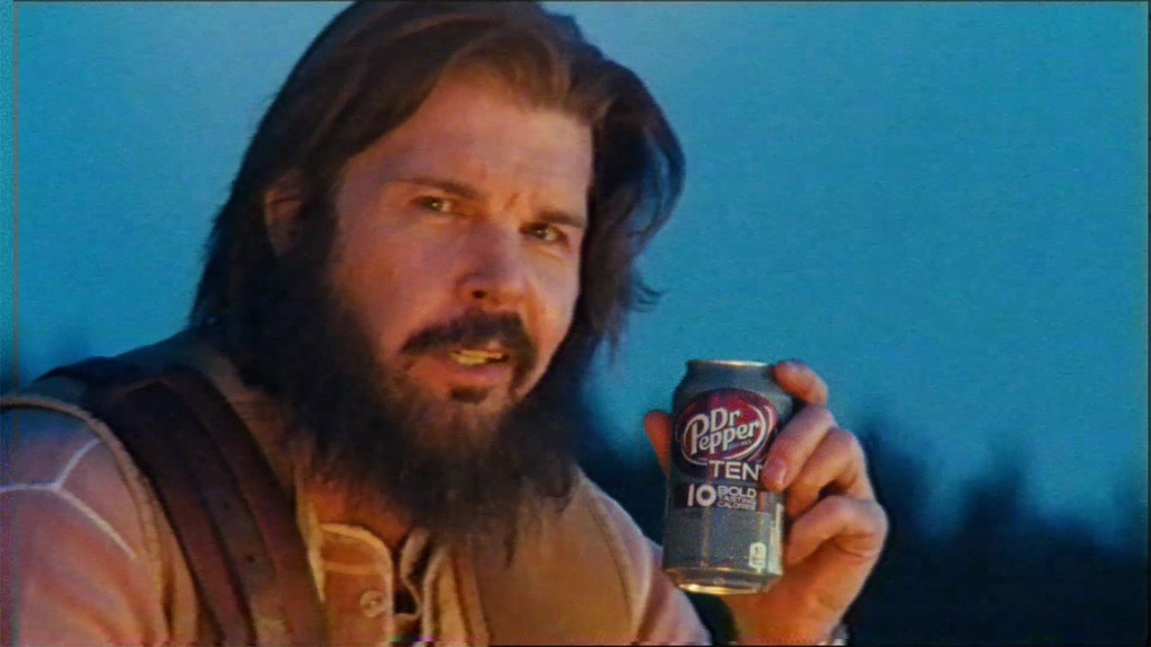 Dr Pepper Ten - MOUNTAIN MAN
